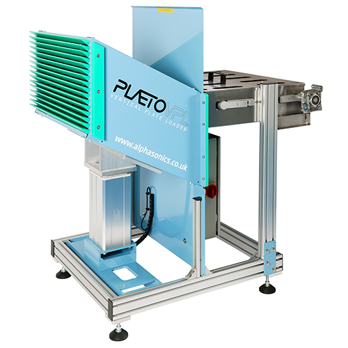 PLaeto Vertical Print Plate Loading System