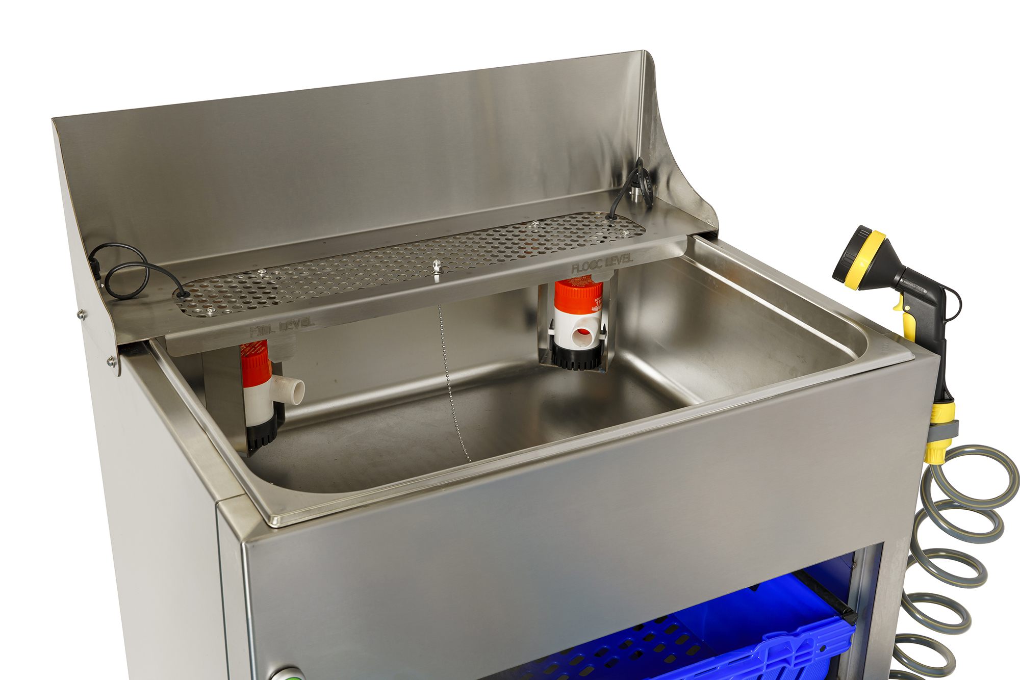 as70 parts washing system