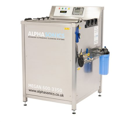 miranda ultrasonic cleaning system
