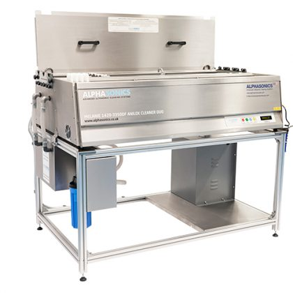 melanie ultrasonic cleaning system
